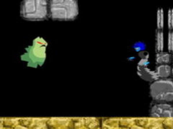 Bild zu Action-Spiel Zornige Geister