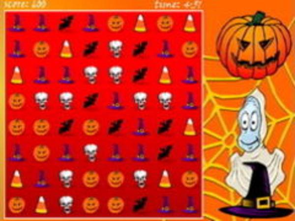 Bild zu Geschick-Spiel Halloween Smash
