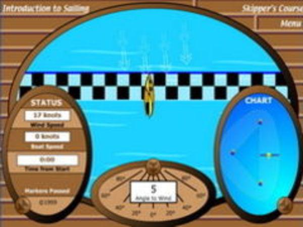 Bild zu Geschick-Spiel Segel Trainer