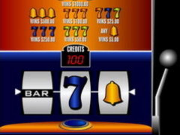 Bild zu Casino-Spiel Einarmiger Bandit
