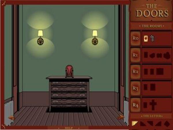 Bild zu Abenteuer-Spiel The Doors