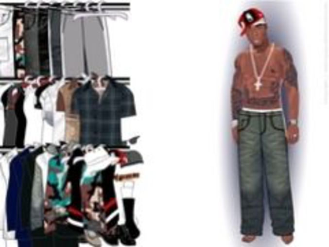 50 Cent Dressup