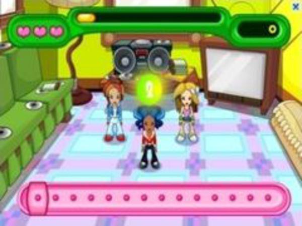 Bild zu Mädchen-Spiel Hip Hop Dance