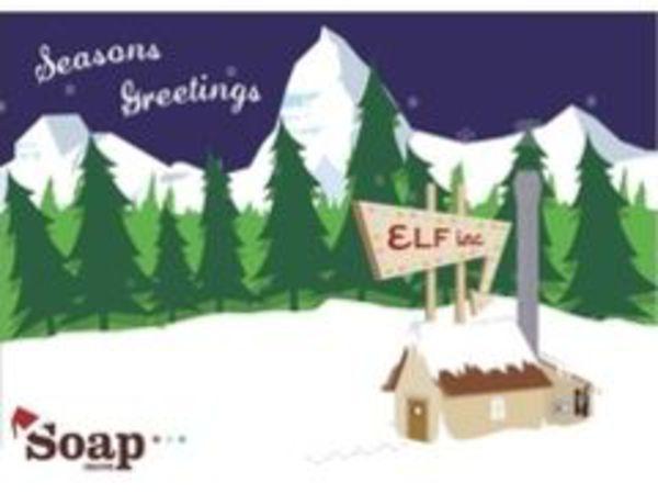 Bild zu Geschick-Spiel Seasons Greetings