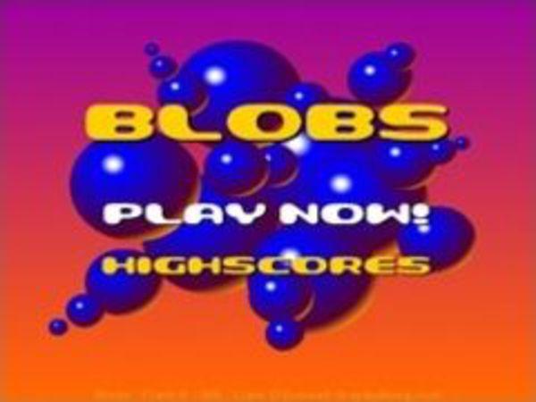 Bild zu Geschick-Spiel Blobs