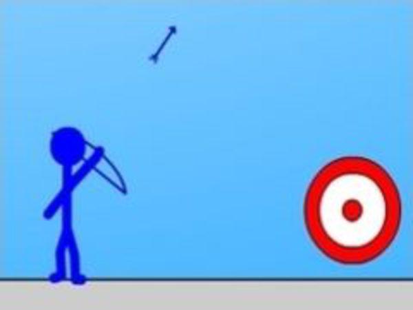 Bild zu Action-Spiel Tir a Larc