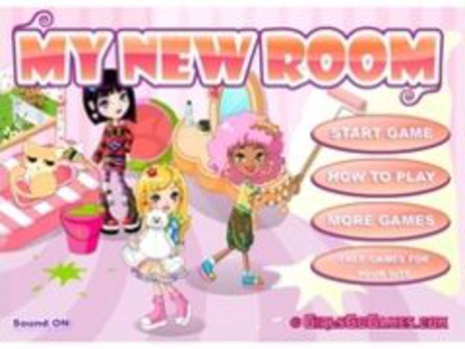 mein neues zimmer kostenlos online spielen auf kinderspiele. Black Bedroom Furniture Sets. Home Design Ideas