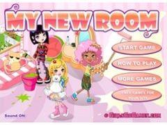Mein neues Zimmer spielen