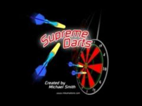 Bild zu Geschick-Spiel Supreme Darts