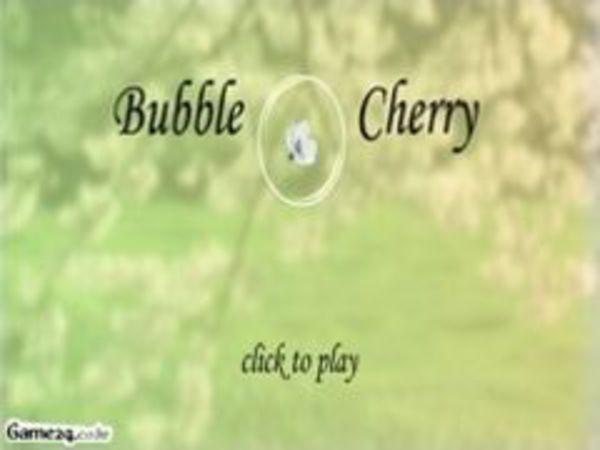 Bild zu Geschick-Spiel Bubble Cherry