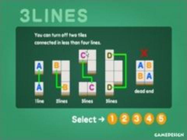 Bild zu Denken-Spiel 3 Lines
