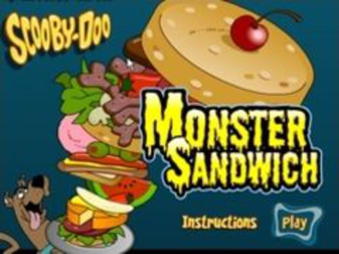 Scooby Monster Sandwich