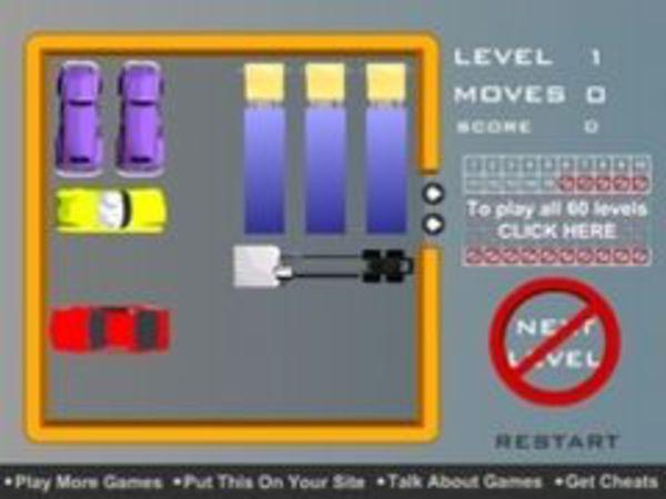Bild zu Geschick-Spiel Rush Hour Road Rage