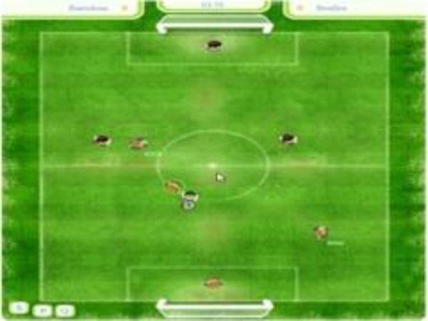 Bild zu Sport-Spiel Quarter Finals
