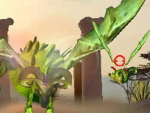 Bild zu Action-Spiel Drachenflug
