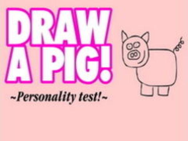 Bild zu Top-Spiel Draw a Pig