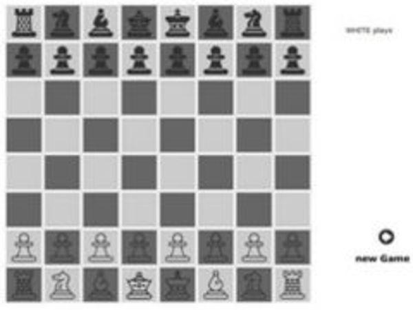 Bild zu Denken-Spiel Schach