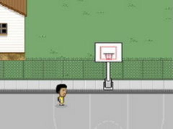 Bild zu Action-Spiel Basket Game