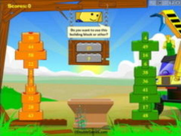 Bild zu Denken-Spiel Building Blocks