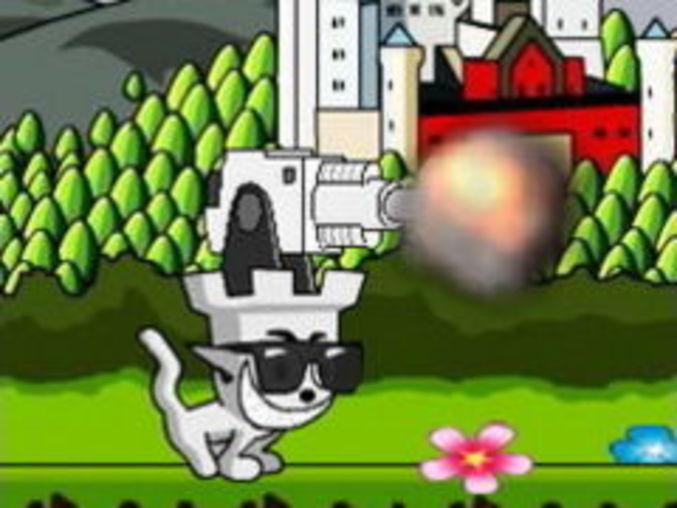 Castle Cat 4