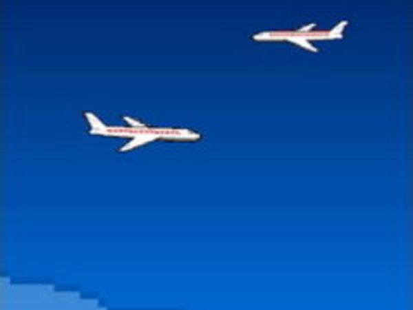 Bild zu Geschick-Spiel Flight Simulator