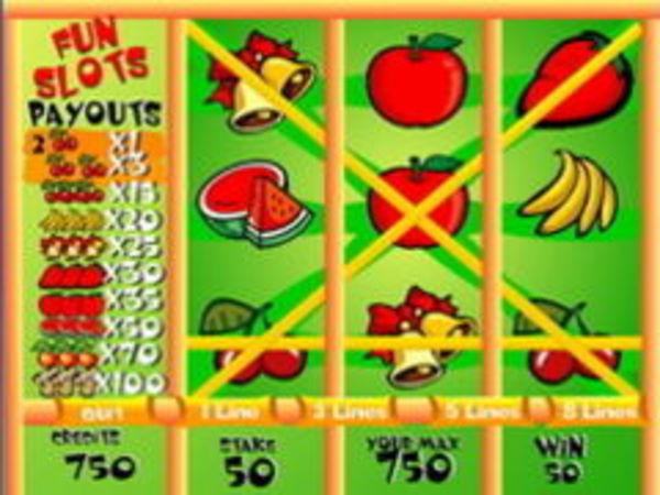 Bild zu Casino-Spiel Fun Slots