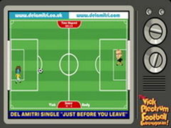 Bild zu Geschick-Spiel Extra Football