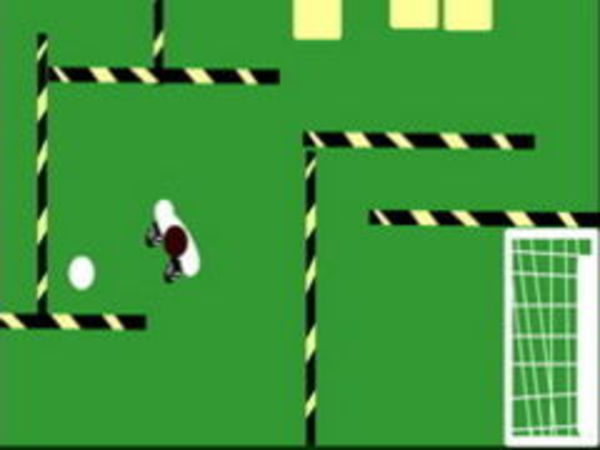 Bild zu Geschick-Spiel Football Training