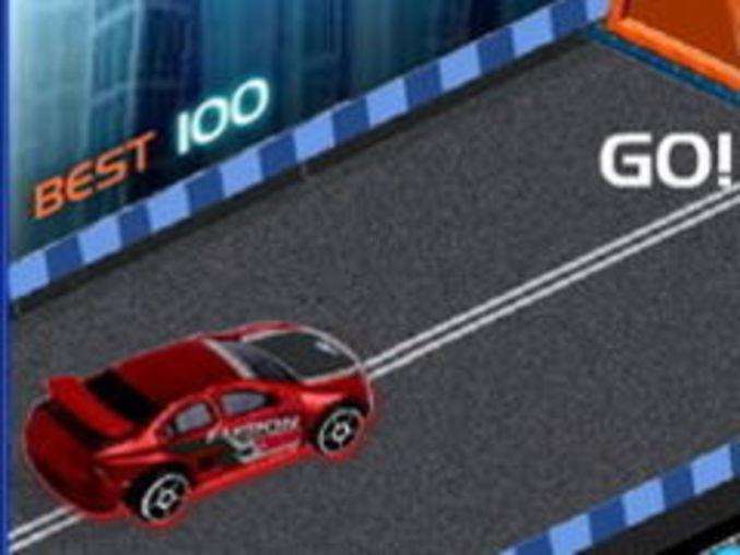 Hot-Wheels Racer