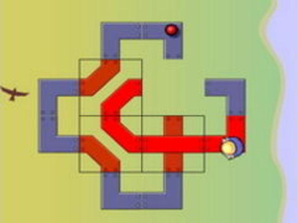 Bild zu Denken-Spiel Iron Grid