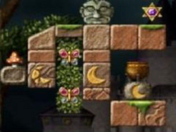 Bild zu Geschick-Spiel Fairy Treasure