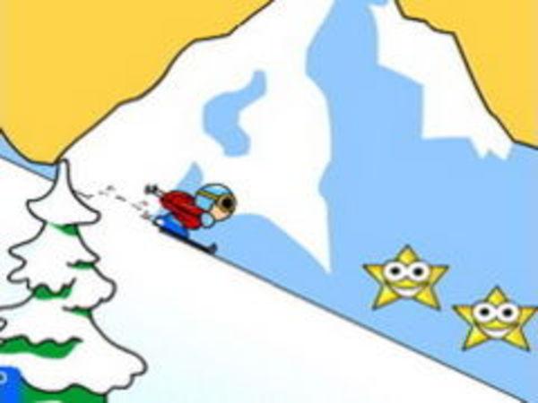 Bild zu Geschick-Spiel Aggressive Alpine