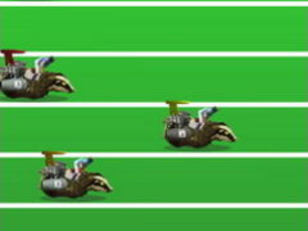 Bild zu Rennen-Spiel Atomic Badger Racing