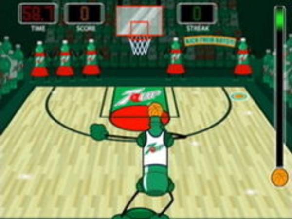 Bild zu Geschick-Spiel Basketbots