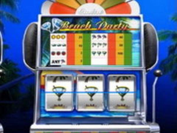 Bild zu Casino-Spiel Beachparty Slots