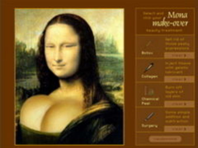 Mona Makeover