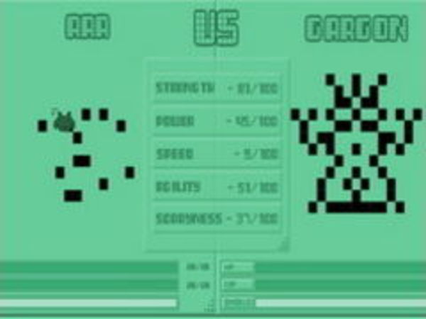 Bild zu Geschick-Spiel Pixelmonsters
