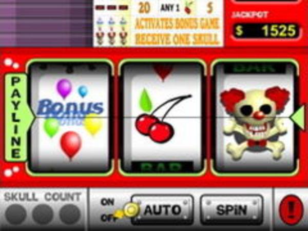 Bild zu Top-Spiel Skull Slots
