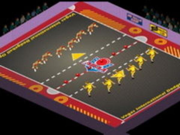 Bild zu Sport-Spiel The Dodge Show