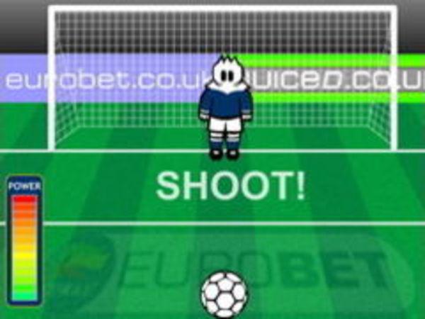 Bild zu Sport-Spiel Euro Shootout