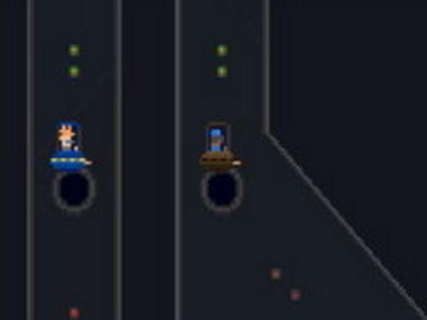Bild zu Geschick-Spiel Gamma Bros