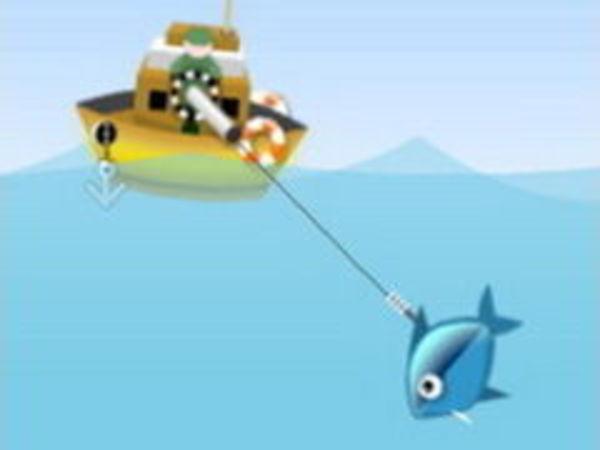 Bild zu Geschick-Spiel Harpoon