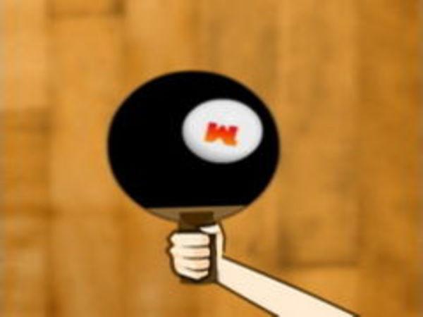 Bild zu Geschick-Spiel Ping Pong