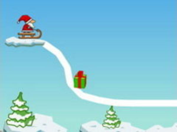 Bild zu Rennen-Spiel Snowline
