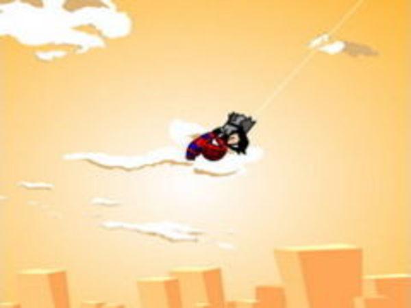 Bild zu Geschick-Spiel Spiderman