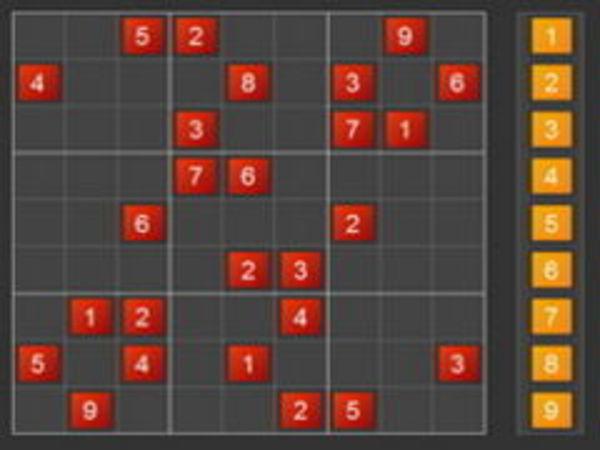 Bild zu Denken-Spiel Sudoku Challenge