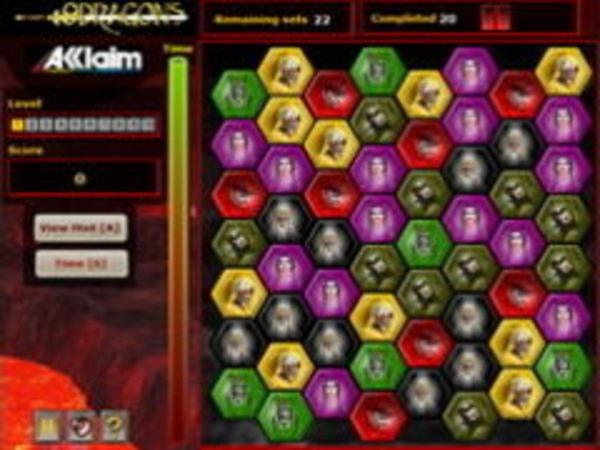 Bild zu Kinder-Spiel 9 Dragons Hexa