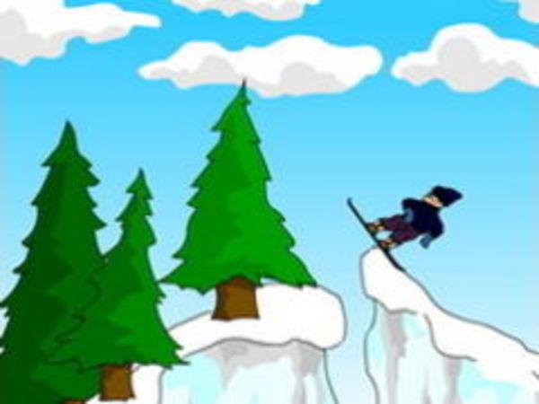 Bild zu Geschick-Spiel Jump the Gorge