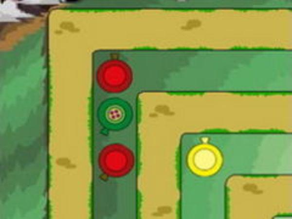 Bild zu Action-Spiel Pig Defender
