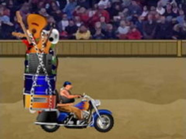 Bild zu Geschick-Spiel Rockband Roadie